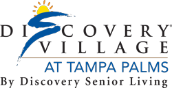 Discovery Village at Tampa Palms Logo