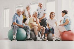 Seniors are enjoying exclusive senior living programs.