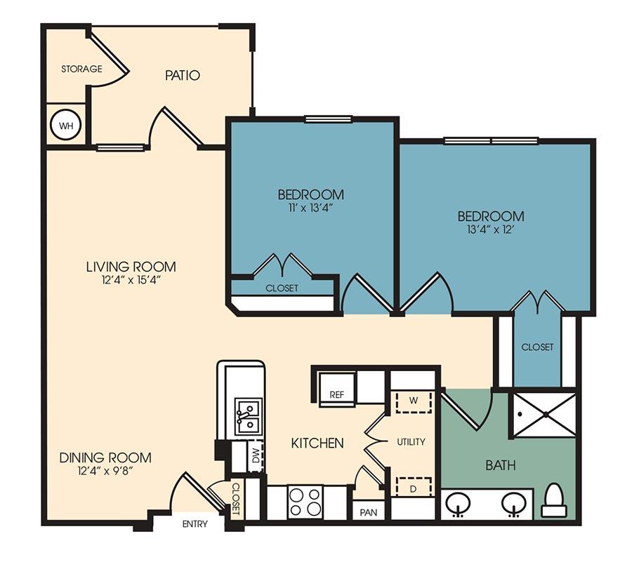 DVTC-Apartment-Vail-2b-1b