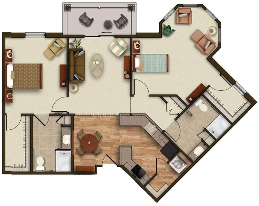 The Aruba Suite