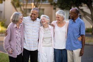 Seniors love exclusive senior programs at Discovery Village.