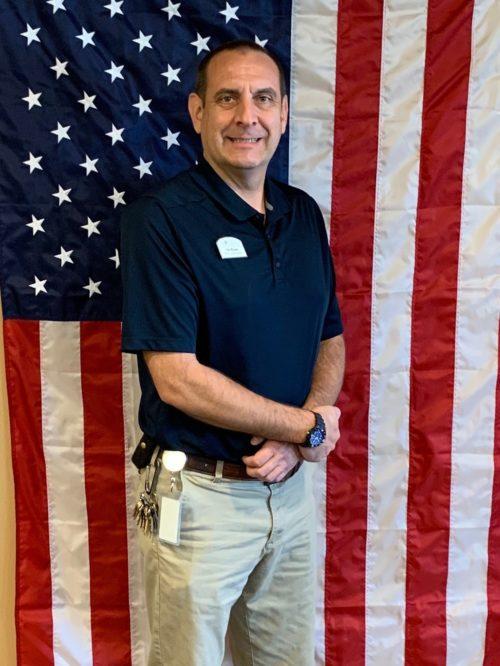 DVSB - Meet the Team - Facilities Operations Manager, Pat Brown