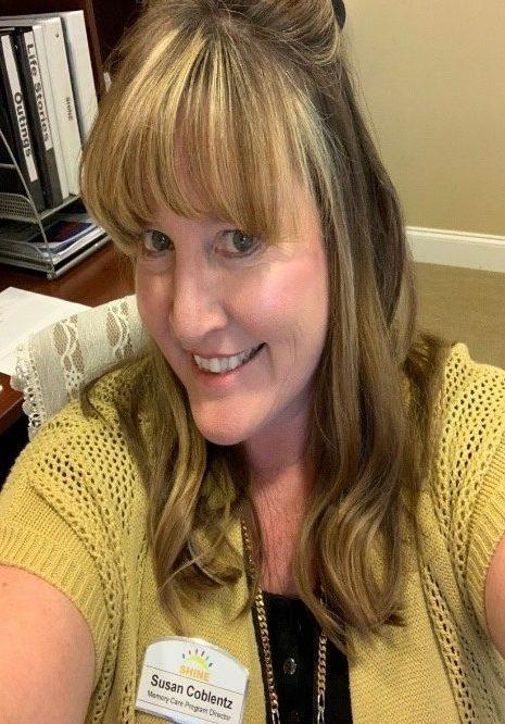 DVSB - Meet the Team - SHINE Director, Susan Coblentz