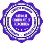 Shine National Recognition Badge