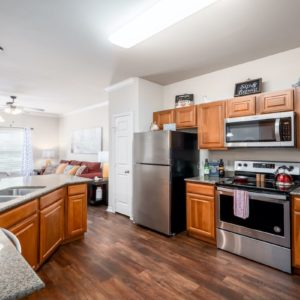 Be Our Guest Suite - Kitchen