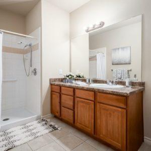 Loveland Cottage Model Bathroom