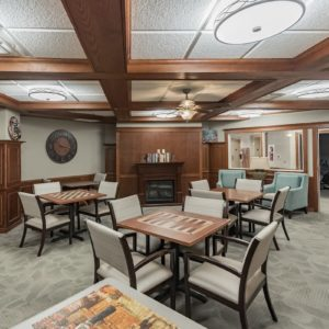 Assisted Living Discovery Zone