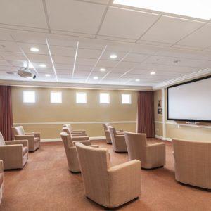 DV Forum AL Interior Discovery Silver Cinema Movie Theater