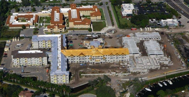Sarasota independent living construction